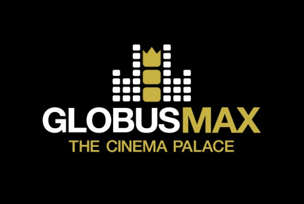 globus max cinema logo