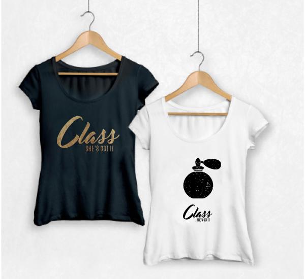 מיתוג עיצוב לוגו class branding logo design