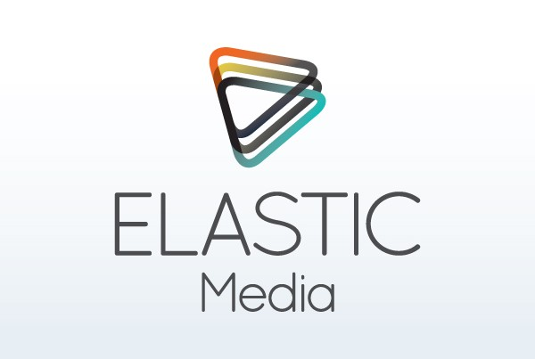 branding, logo design, graphic design, Elastic Media