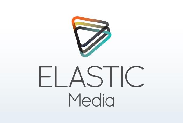 branding, logo design, graphic design, Elastic Media