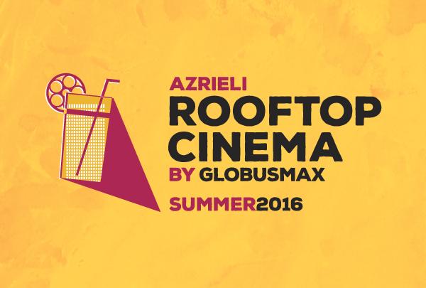 logo branding rooftop cinema