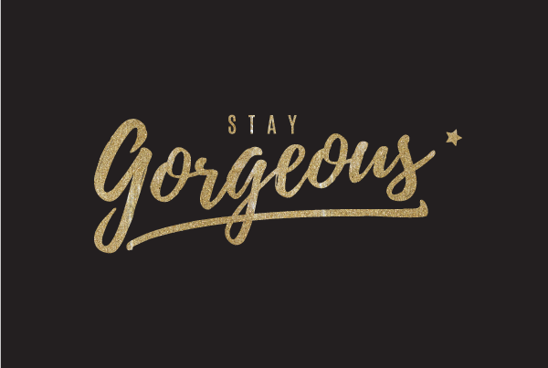 Stay Gorgeous logo