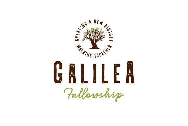 logo GALILEA FELLOWSHIP branding